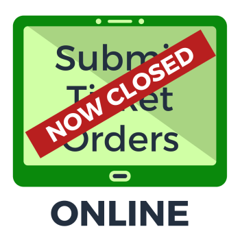 Submit A Request for Raffle Ticket Order - NOW CLOSED