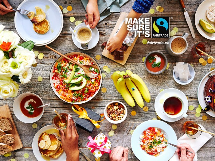 EVENT: May 2017 is Fairtrade Month