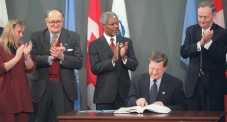 Treaty-Signing