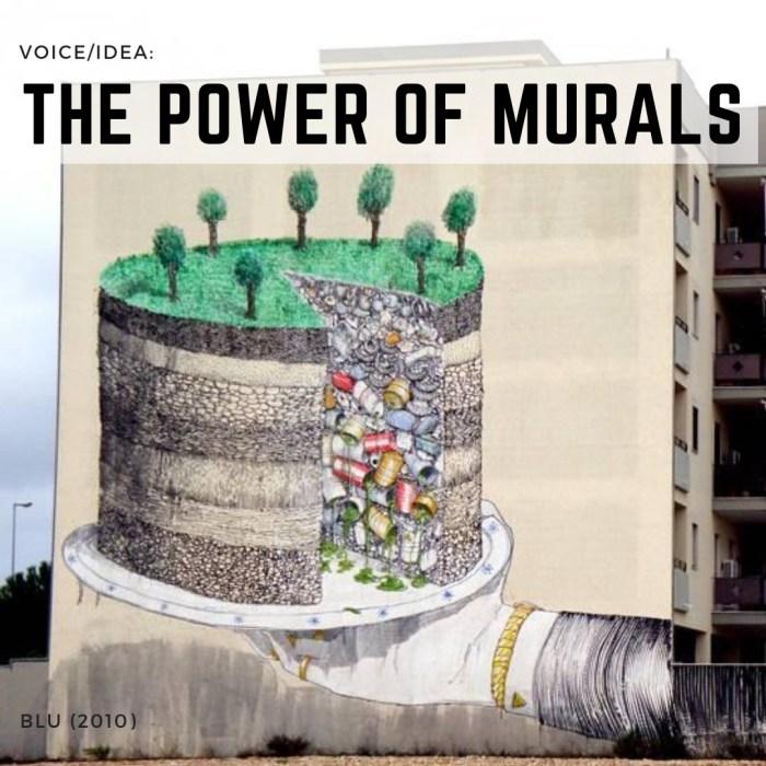 VOICE/IDEA: The Power of Murals