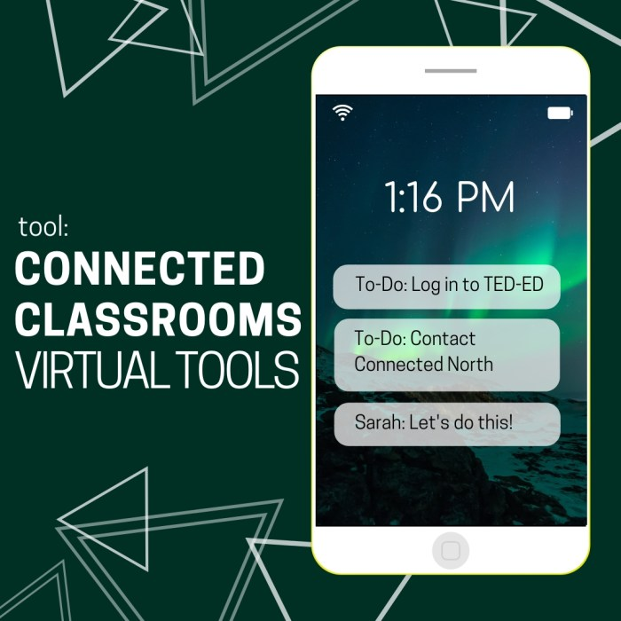 TOOL: Connected Classrooms – Virtual Resources