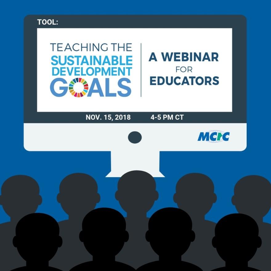 SDGs - A Webinar for Educators (1)