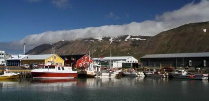 Sigulfjördur Harbor