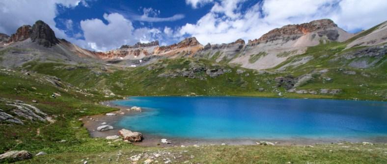 Ice Lake, Colorado