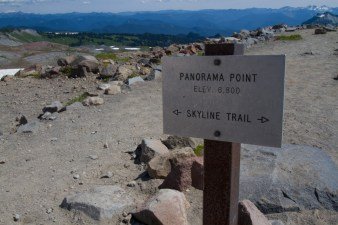 Panorama Point Sign