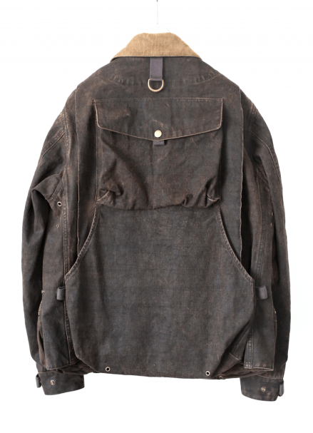 MUD DYED ANGLER JACKET