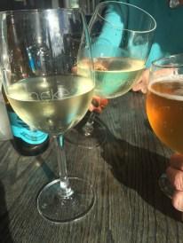 Infinite glasses of wine
