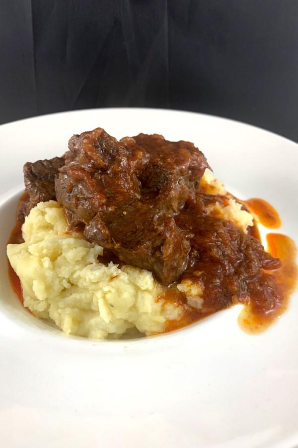 Reddened Beef Meal
