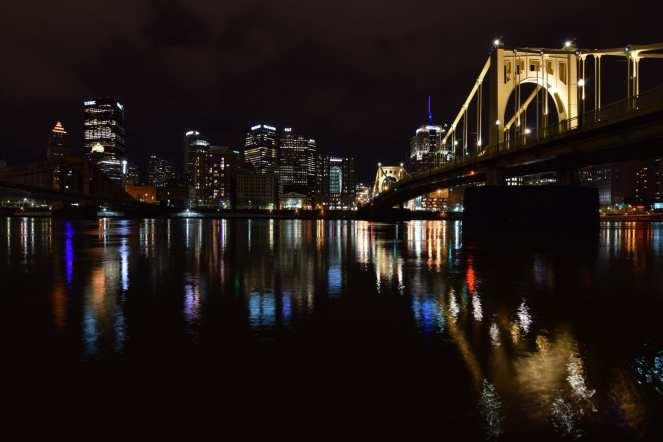 Pittsburgh River Walk North Shore Trail