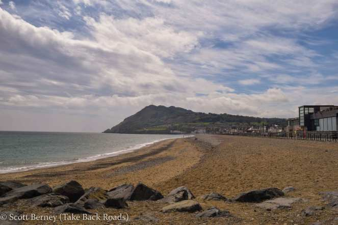 Beach Promenade Cliff Walk Bray Greystones Atlantic Ocean Dublin Ireland Sugar Loaf