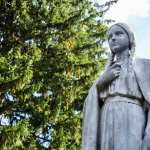 Mary Jemison statue Gettysburg