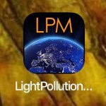 Light Pollution Map iPhone icon