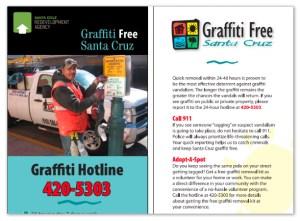 City of Santa Cruz sees record month for graffiti