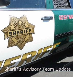 Sheriff's Advisory Team Update