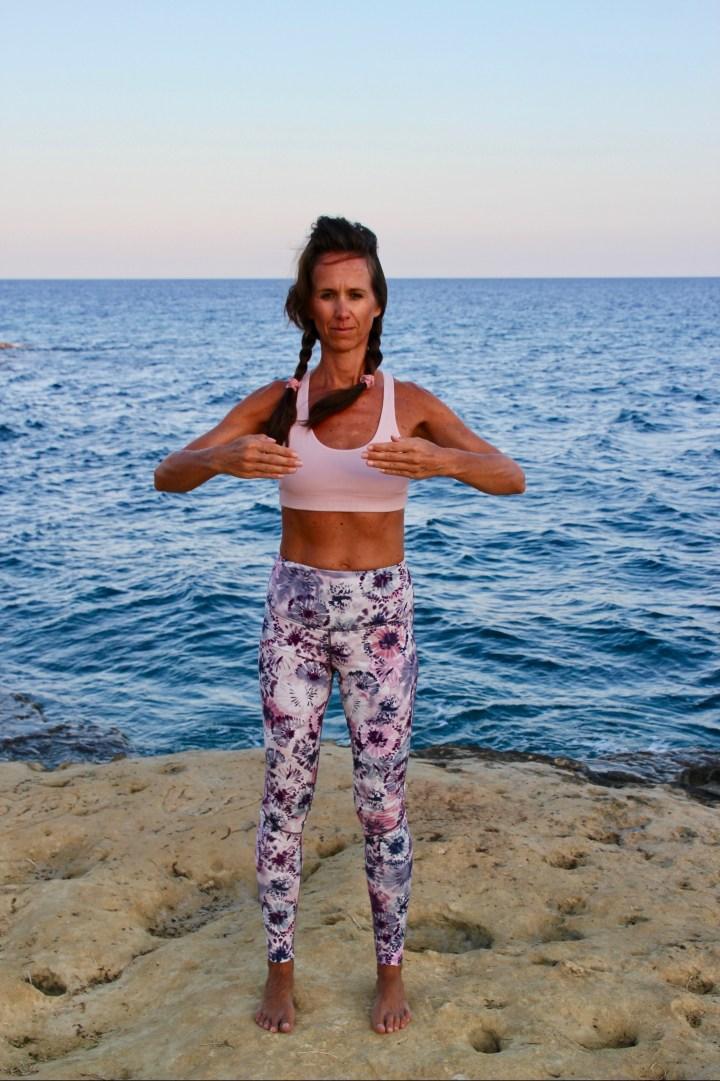 Shaolin-Faszientraining Bewegung 1