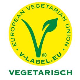 Label vegetarisch 2