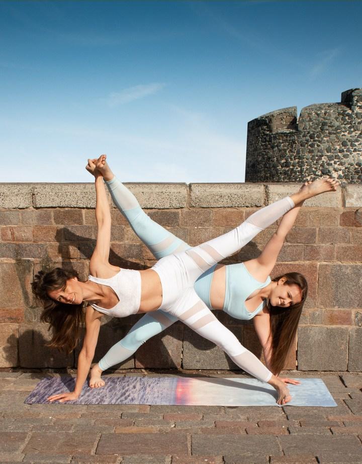 Unser neues Leben – wir unterstützen uns gegenseitig: kostenlose Fitness-Workouts für deine Gesundheit