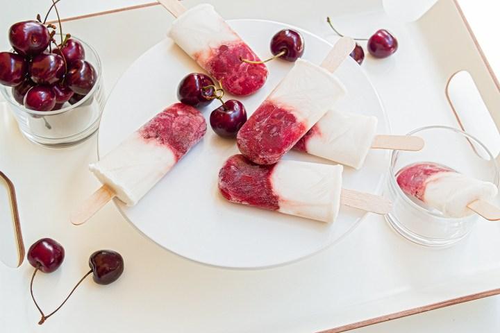 Für deine Ferienzeit: veganes Eis am Stiel selbst gemacht