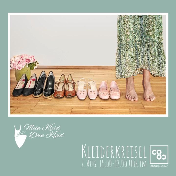 Mein Kleid – Dein Kleid / Kleiderkreisel