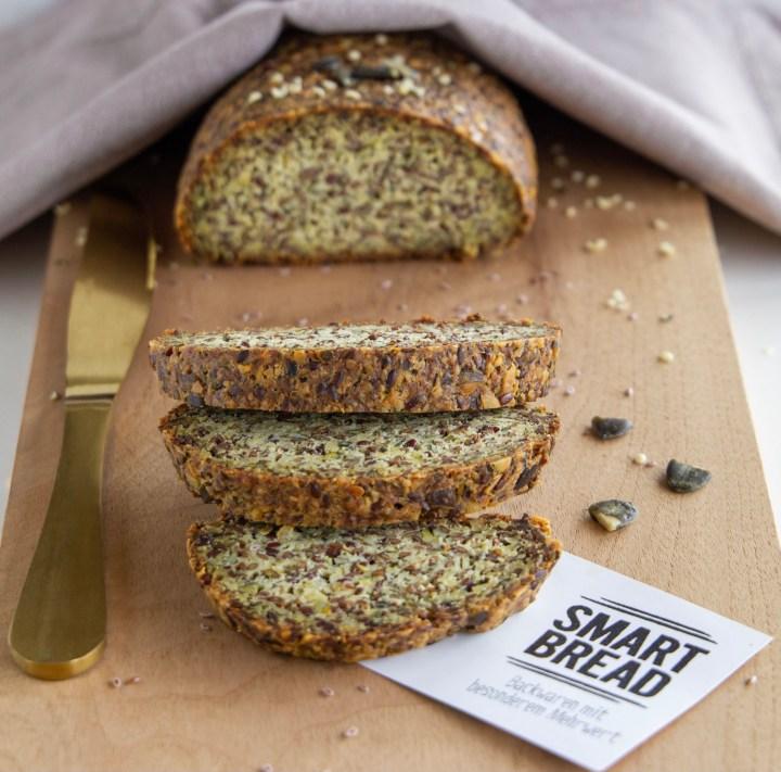 Keto Paleo Brot – das Neue von SMART BREAD