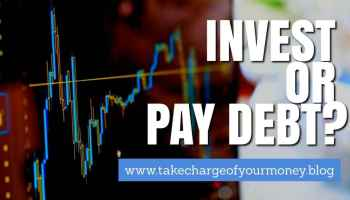 Better to pay off debt or invest?