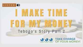 Make time for money