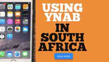 Using YNAB in South Africa