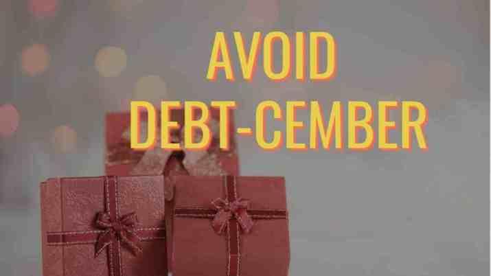Avoid Dezemba debt