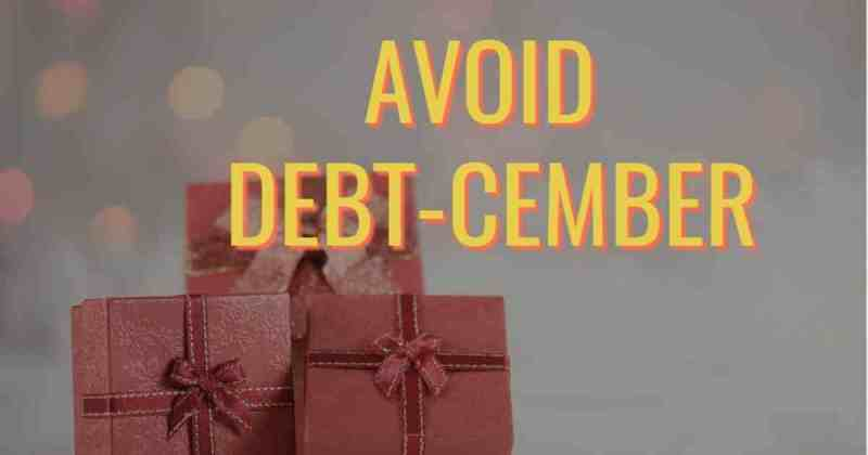 Avoid Dezemba debt