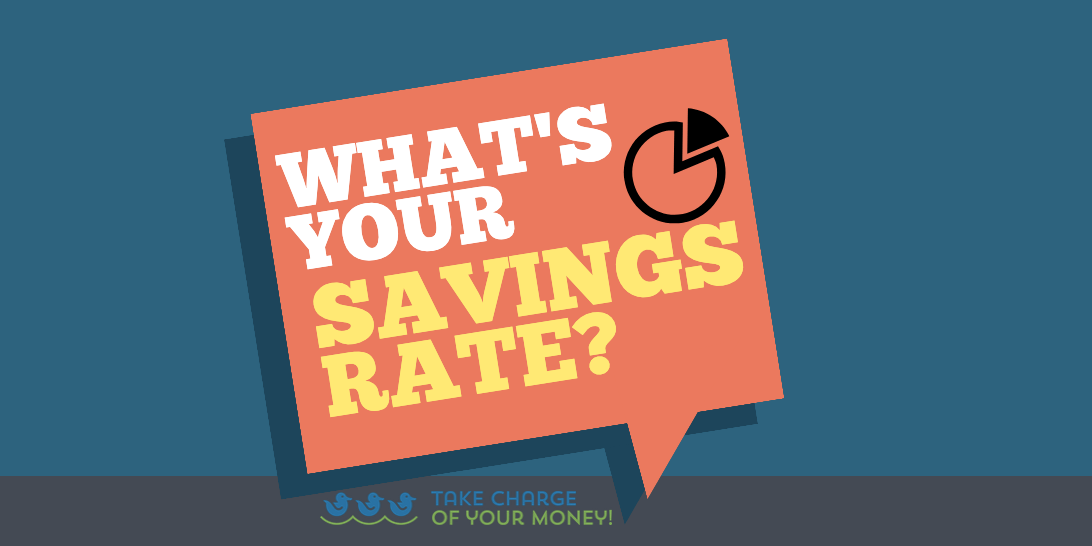 What's your Savings Rate?