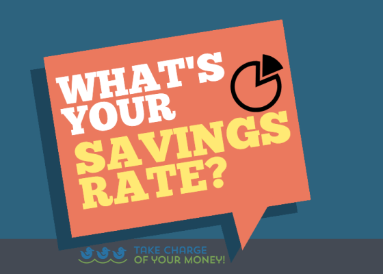 What is your savings rate?