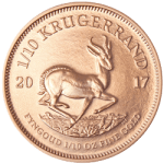 1/10 Oz Krugerrand