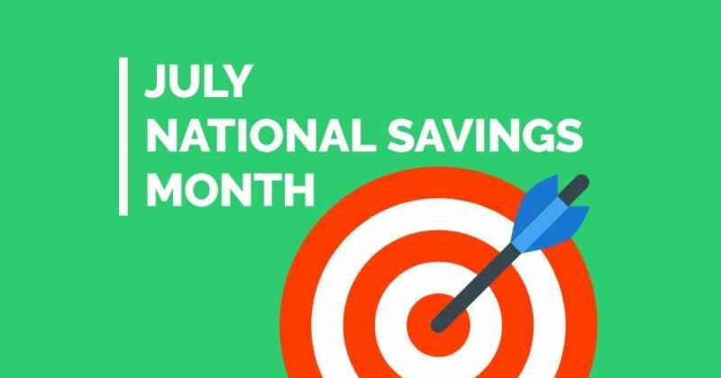 Savings Month