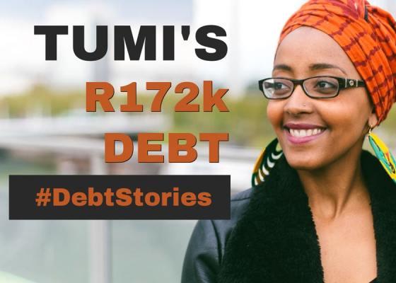 Tumi's Debt Story