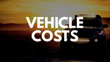 How much is your vehicle costing you?