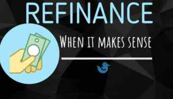 When to refinance a property