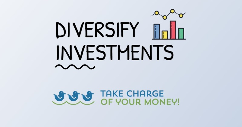 What it means to diversify your investments