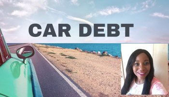 Samanthas car debt story