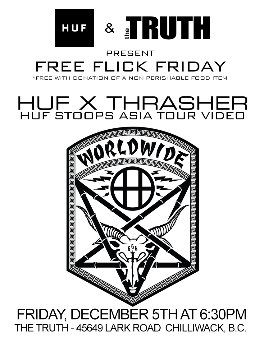7ffae4adbe6 03 Dec HUF x Thrasher Stoops Asia Tour Screening at The Truth