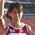 前川晴菜(十八銀行)が可愛い!!大阪国際女子マラソンに初挑戦!!