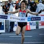 東京マラソン2017!日本人1位は井上大仁(MHPS)!世界陸上確定か!?