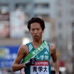 一色恭志が青山卒業!進路はGMO!で東京五輪でメダルを狙う!?