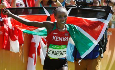 ジェミマ・スムゴング(マラソン)がドーピングで金メダル剥奪!?