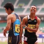 サニブラウンVS飯塚翔太【日本選手権2017】200mの結果速報?!優勝は誰だ?