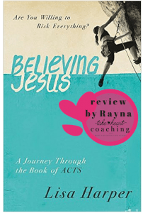 Believing Jesus Book