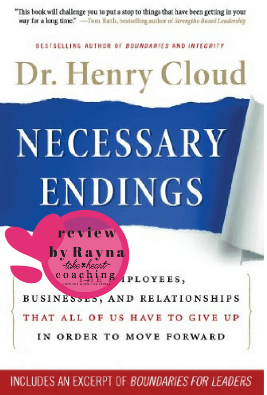 Necessary Endings Book