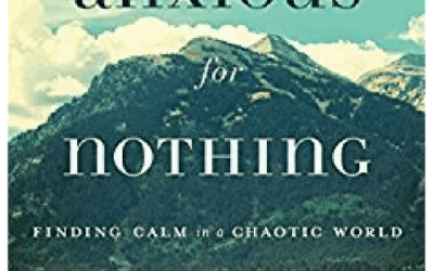 Review by Rayna: Anxious for Nothing