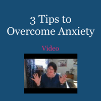 3 Tips to Overcome Anxiety