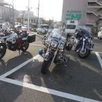 京都市内で走り納めツー