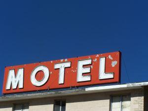 アメリカ企業_ホテル滞在